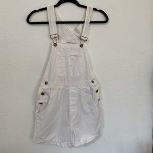 Thrifted American Apparel Overalls/Shortalls